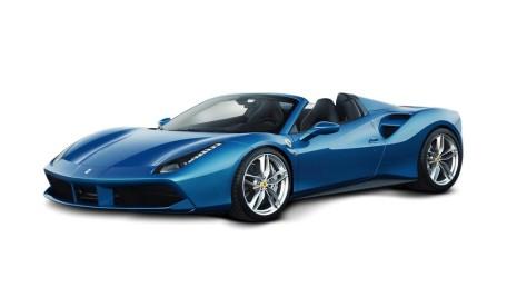 Ferrari 488 Spider 3.9T V8 Daftar Harga, Gambar, Spesifikasi, Promo, FAQ, Review & Berita di Indonesia | Autofun