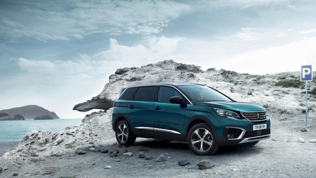 Peugeot 5008 2019 Exterior 027