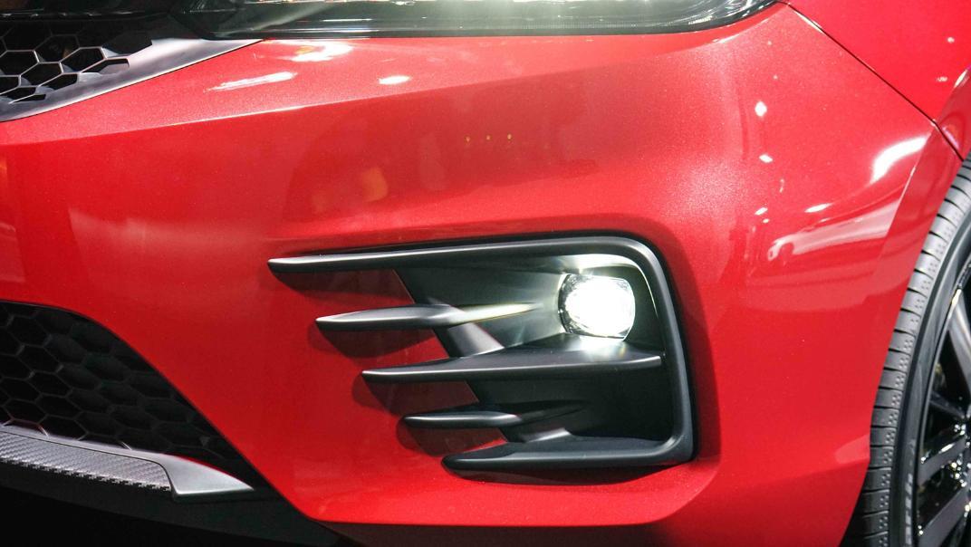 2021 Honda City Hatchback International Version Exterior 091