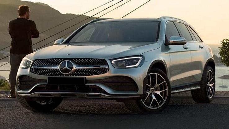 Mercedes-Benz GLC-Class 2019 Exterior 001