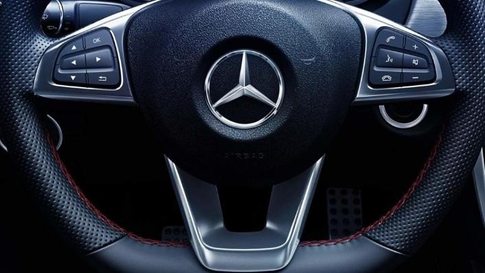 Mercedes-Benz CLA-Class 2019 Interior 005