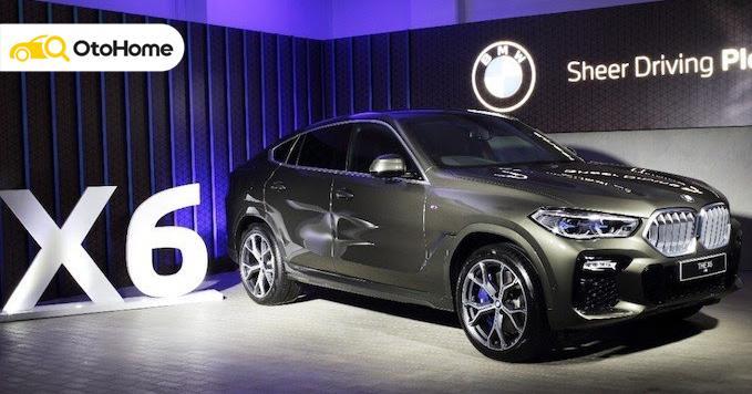 Yuk, Intip Fitur Canggih All New BMW X6 01