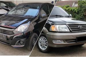 Toyota Kijang Krista Bekas vs Daihatsu Agya D+ Baru, Si Motuba Lebih Nyaman Dari LCGC Rp100 Jutaan
