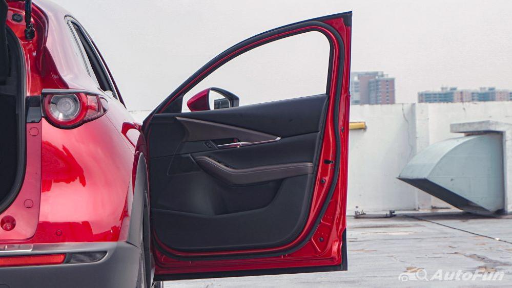 Mazda CX 30 GT Exterior 044