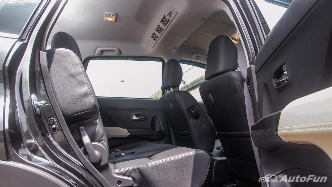 Toyota Rush 2019 Interior 022