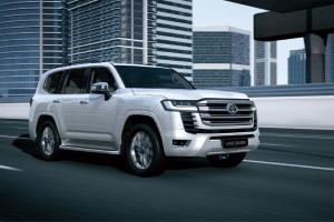 Belum Sampai ke Dealer, 5 Toyota Land Cruiser 300 Hancur Hingga Wajah Tak Dikenali