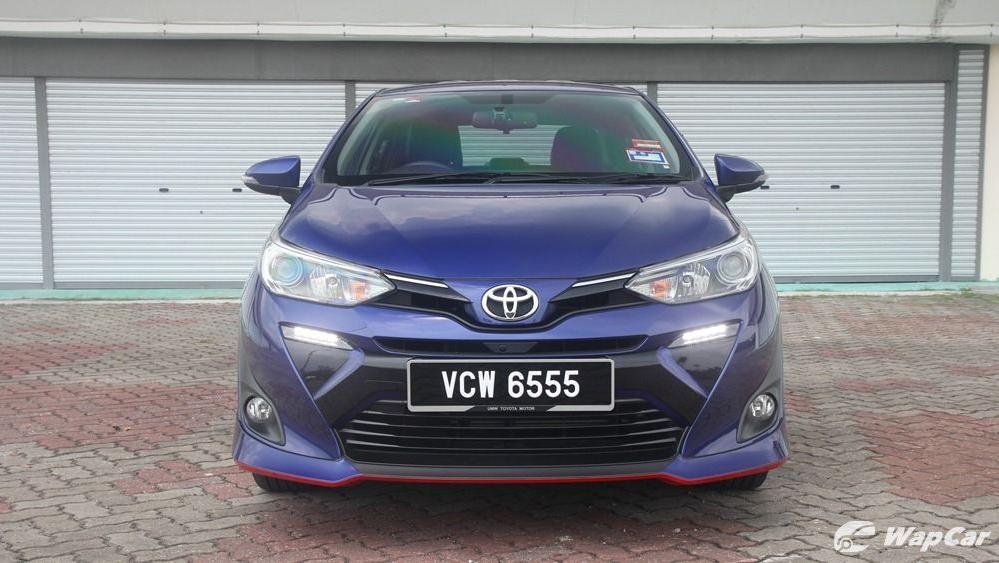 Toyota Vios 2019 Exterior 035
