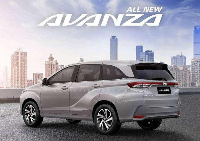 Setelah Raize Sukses, Kini Giliran Toyota Avanza 2022 dengan DNGA yang Saatnya Pakai TSS 02