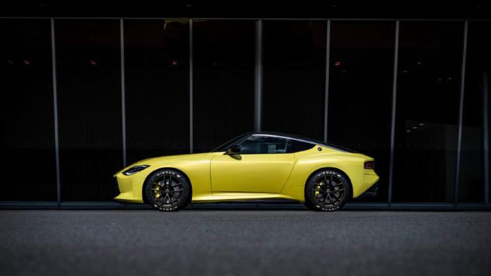 2020 Nissan Z Proto International Version Exterior 007