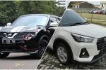 Crossover Harga Rp200 Jutaan, Pilih Daihatsu Rocky 1.2 X atau Nissan Juke 2018?