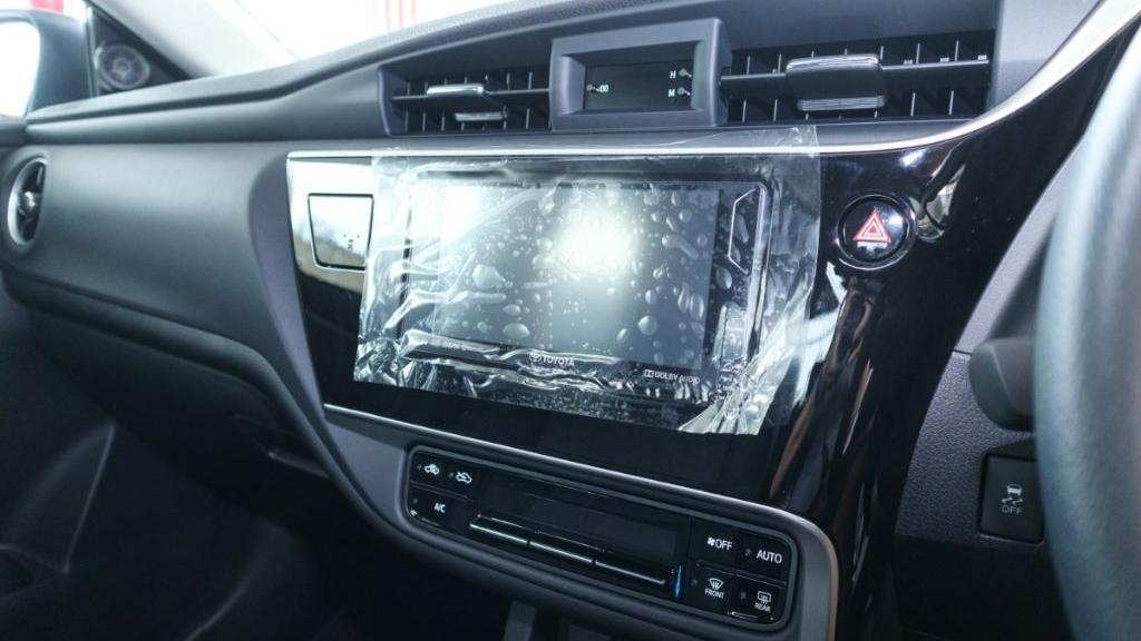 Toyota Corolla Altis 2019 Interior 130