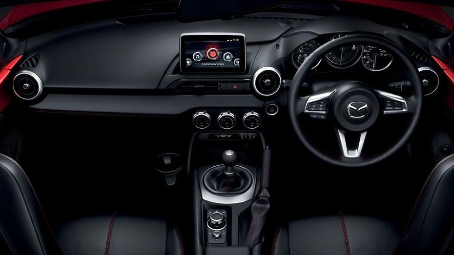 Mazda MX 5 RF 2019 Interior 001
