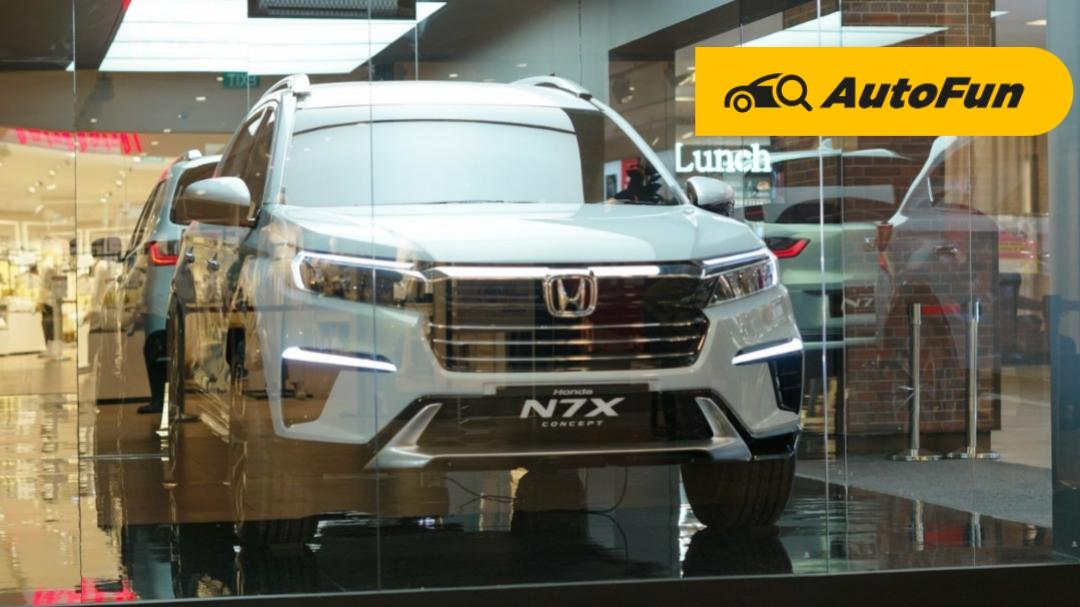 Goda Pengguna Honda BR-V dan HR-V, Honda N7X Unjuk Diri di Semarang 01