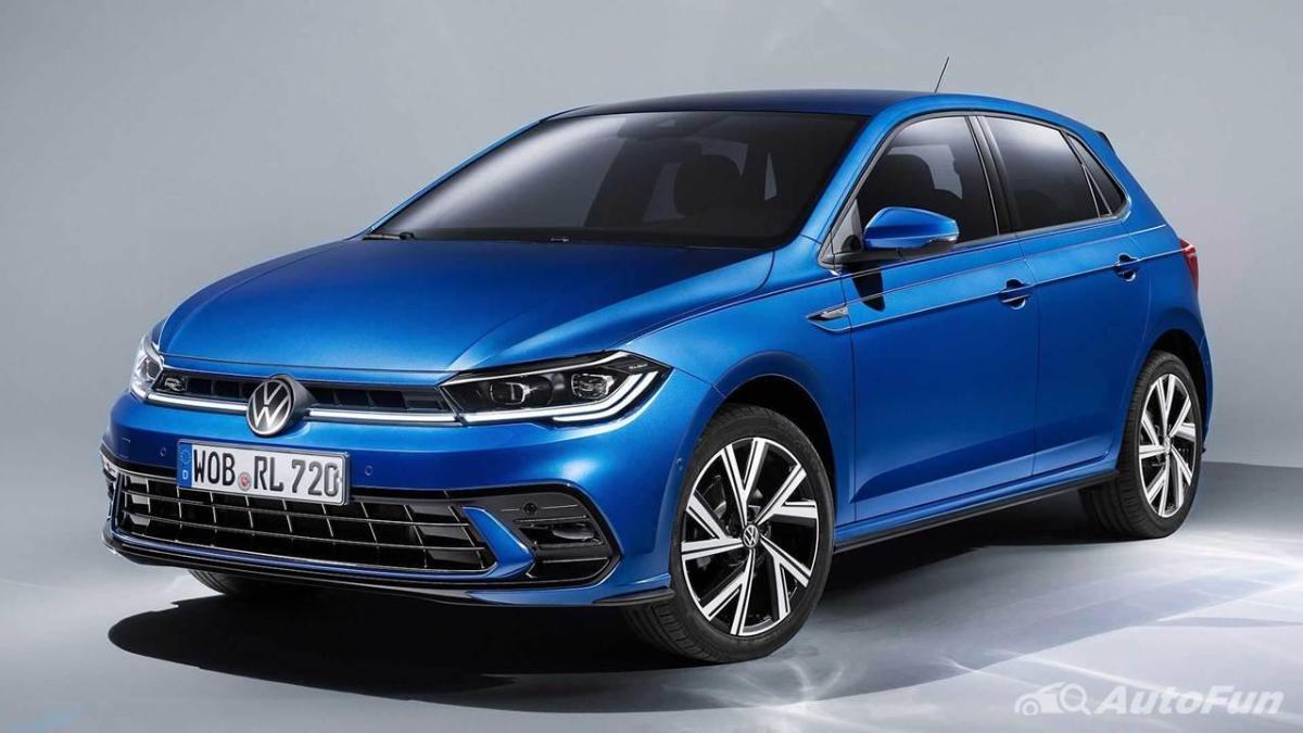 VW Polo Facelift 2021 Diluncurkan, Lebih Canggih Nih dari Mazda 2 dan Toyota Yaris 01