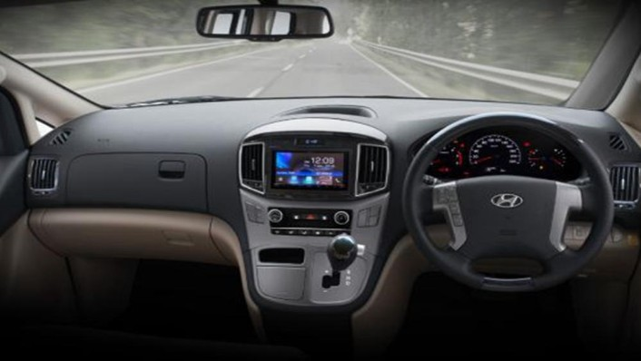 Hyundai H1 2019 Interior 002