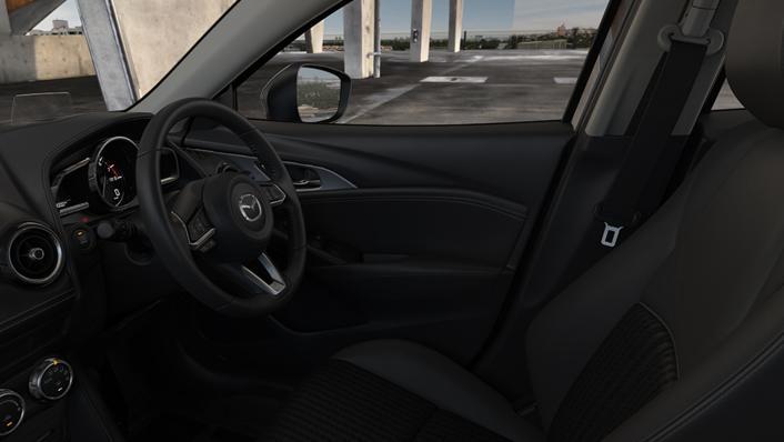 2021 Mazda CX-3 Interior 005