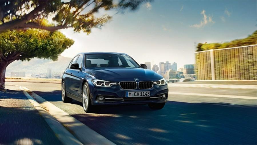 BMW 3 Series Sedan 2019 Exterior 008