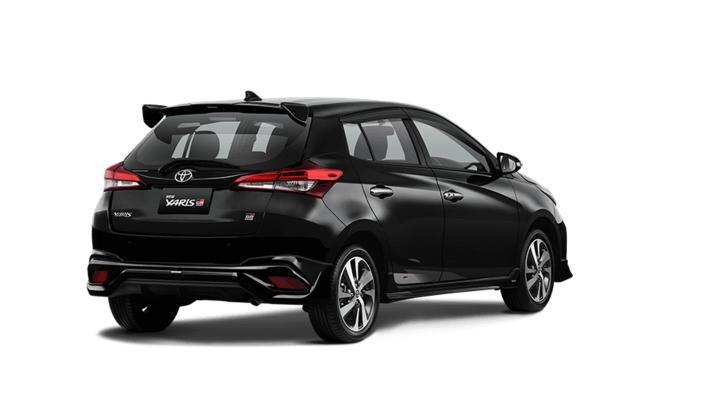 2021 Toyota Yaris 1.5 S CVT GR Sport 7 AB Exterior 005