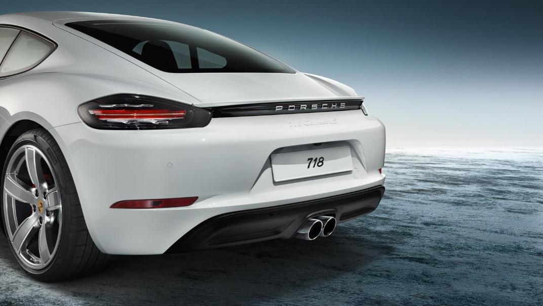 Porsche 718 2019 Exterior 054