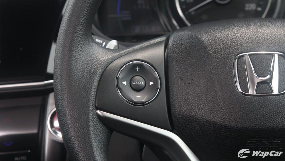 Honda City 2019 Interior 050