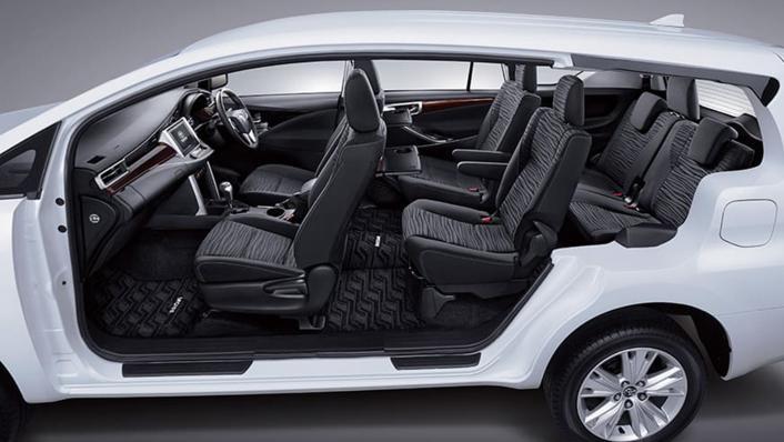 2020 Toyota Kijang Innova 2.0 V Luxury A/T Interior 008