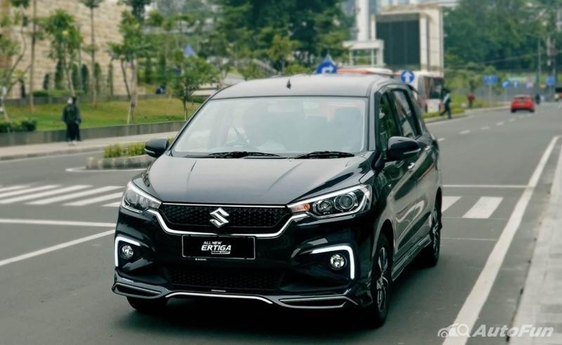 Promo Suzuki Ertiga Mei 2021