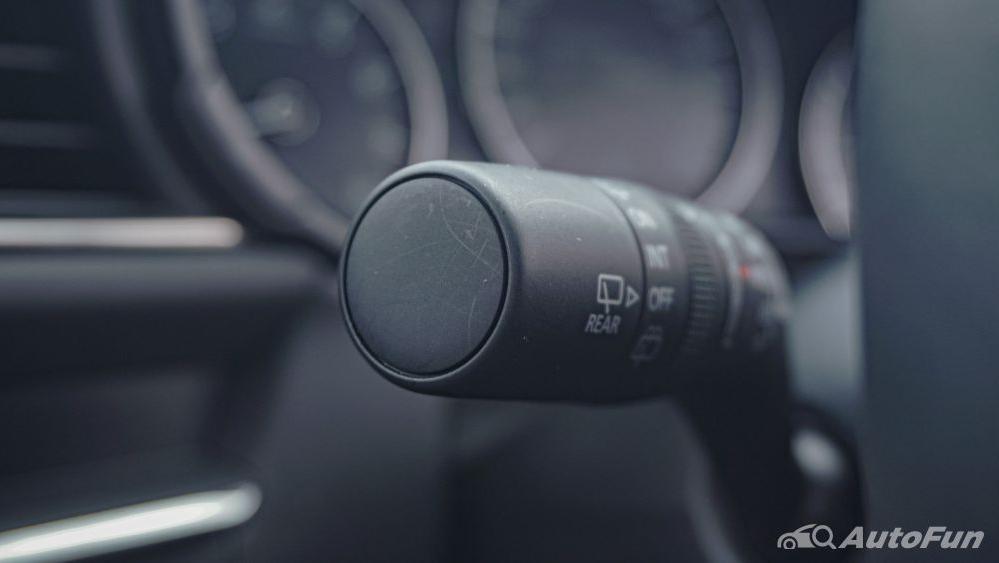Mazda CX 30 GT Interior 026