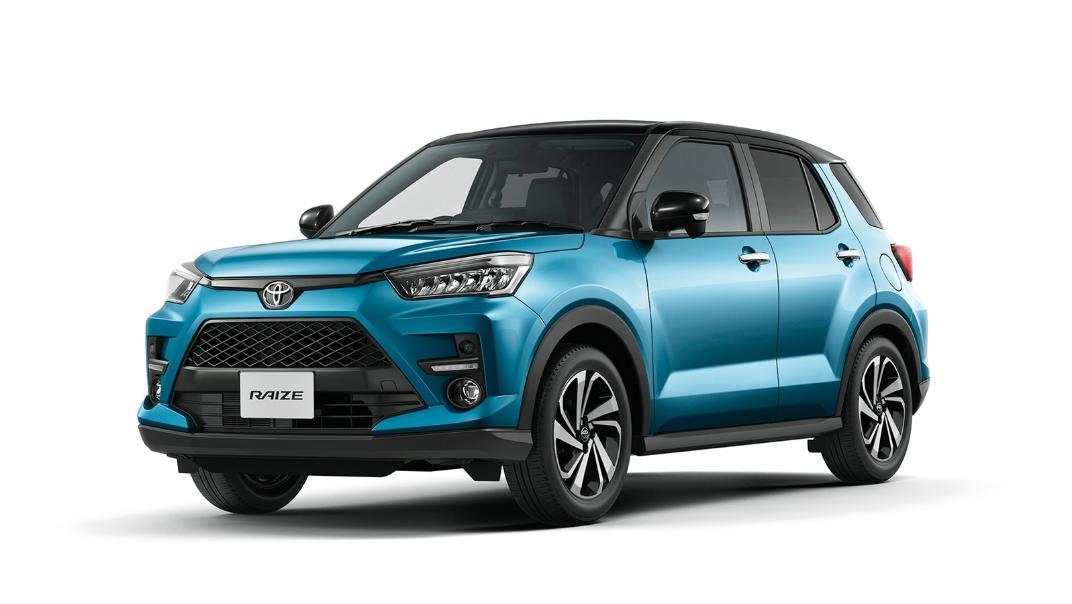 2021 Toyota Raize Exterior 067
