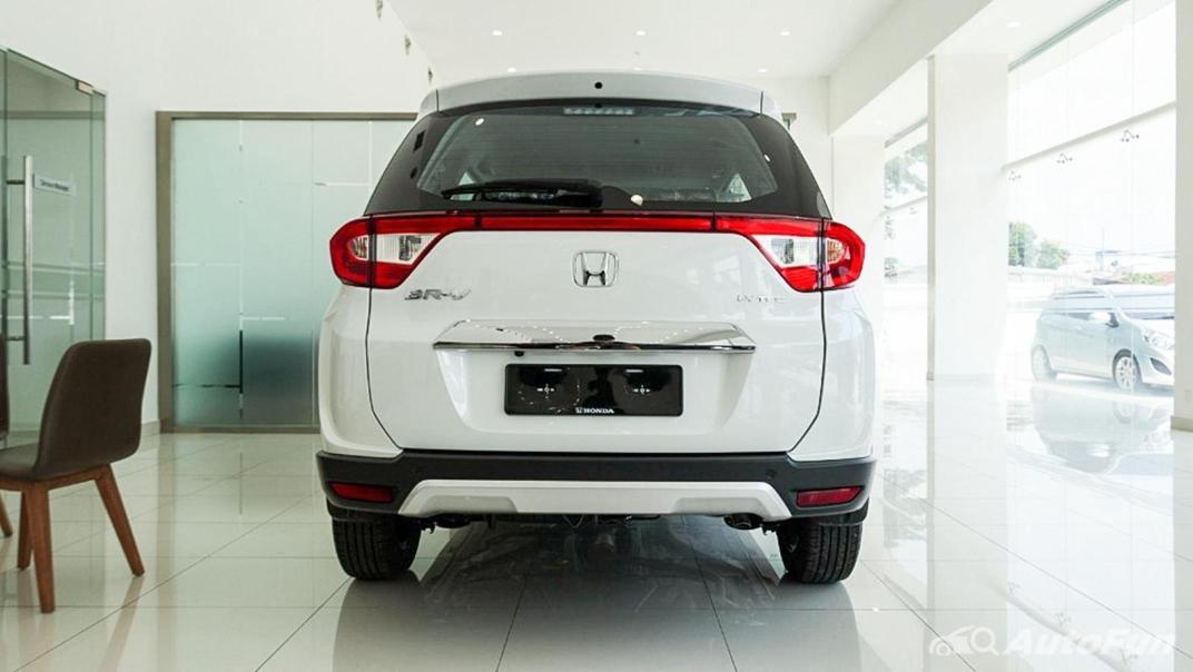 Honda BRV 2019 Exterior 005