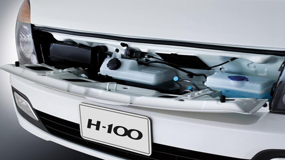 Hyundai H100 2019 Exterior 007