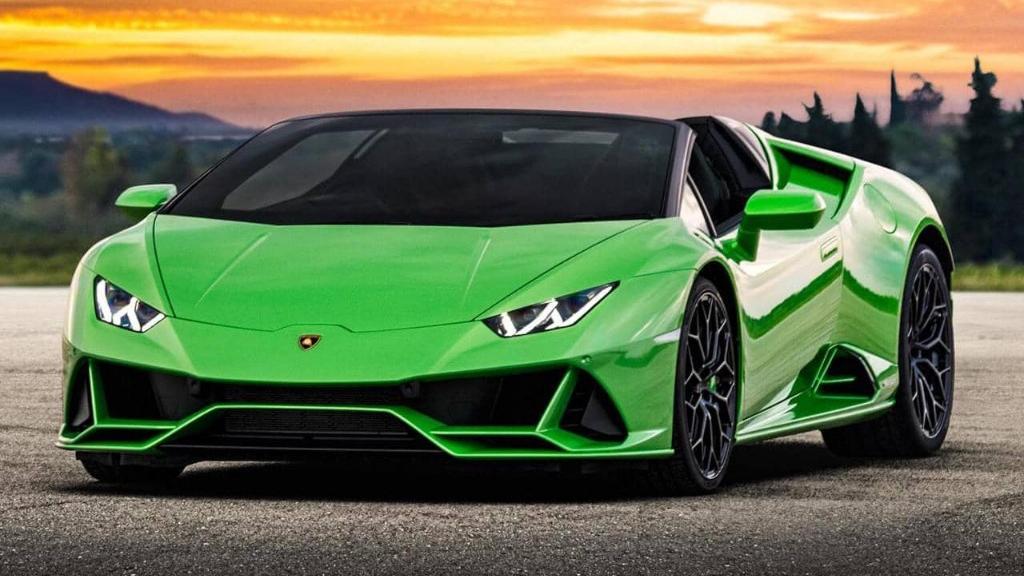 Lamborghini Huracan 2019 Exterior 003