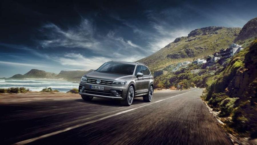 Volkswagen Tiguan Allspace 2019 Exterior 001