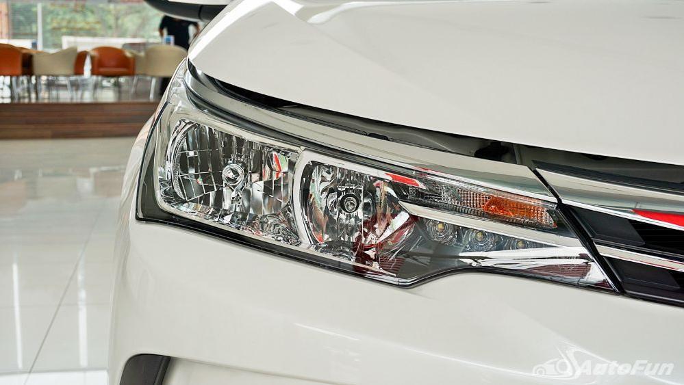 Toyota Corolla Altis 2019 Exterior 062