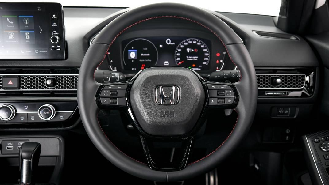 2022 Honda Civic Upcoming Version Interior 005
