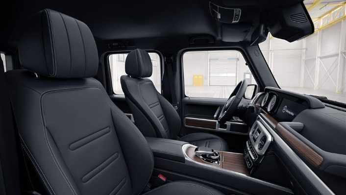 Mercedes-Benz G-Class 2019 Interior 005