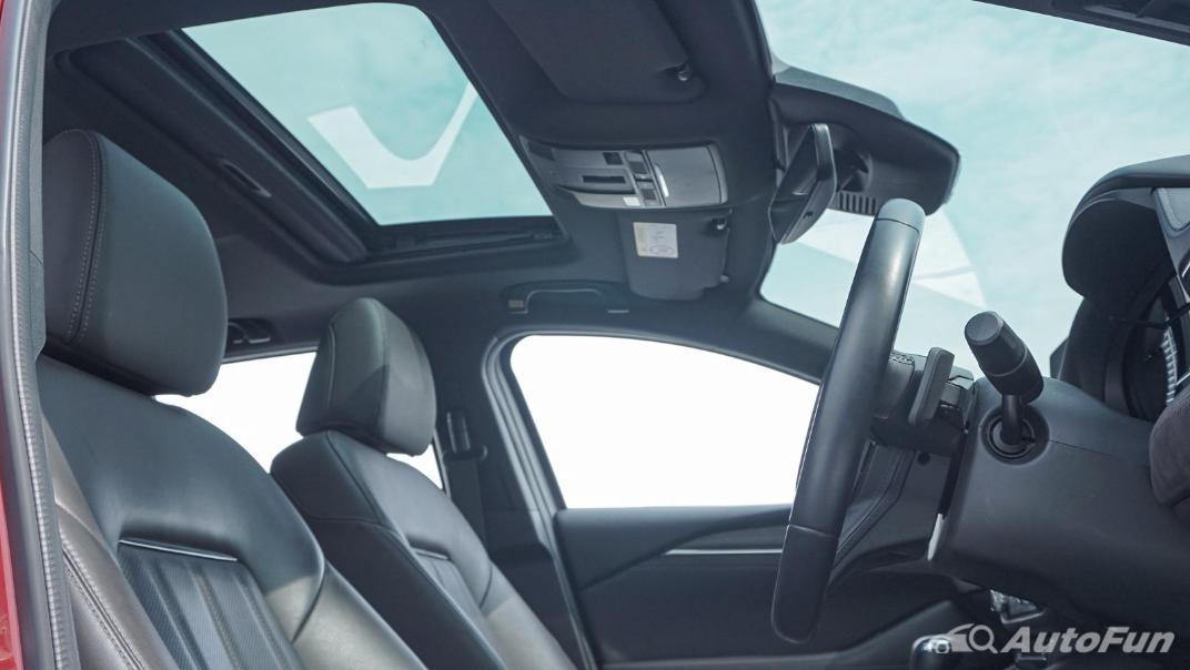 Mazda 6 Elite Estate Interior 060