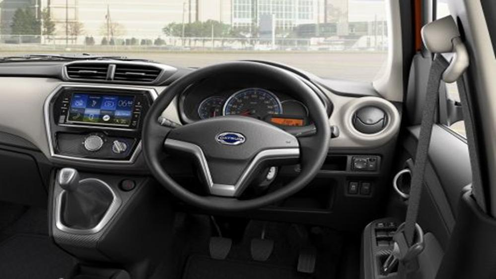 Datsun GO Plus 2019 Interior 003