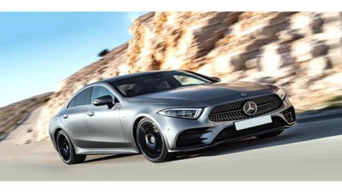 Mercedes-Benz CLS-Class 2019 Exterior 002