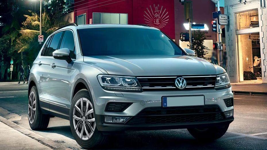 Volkswagen Tiguan 2019 Exterior 037