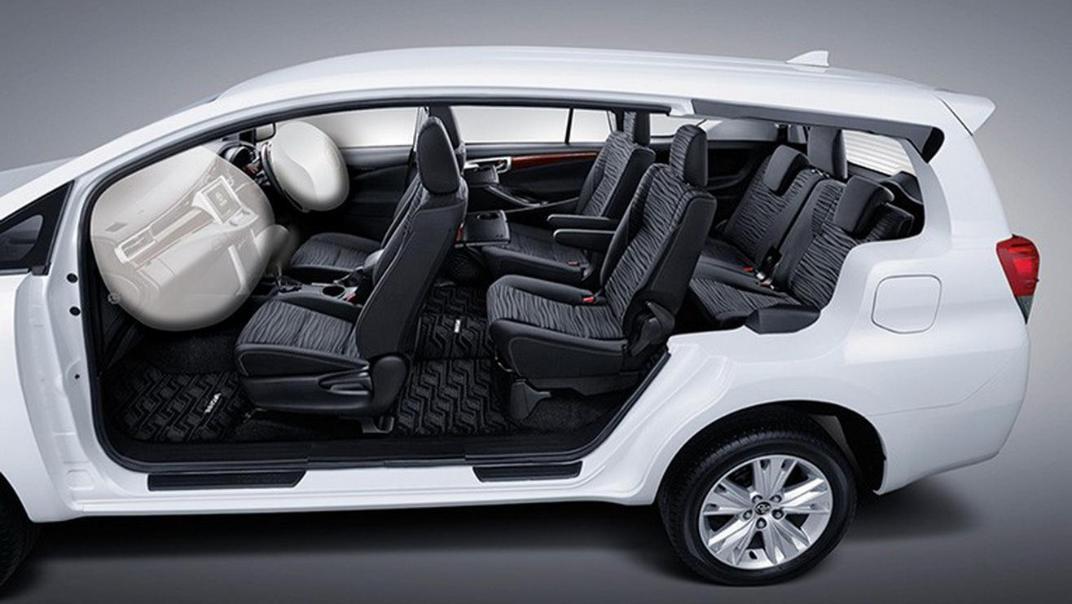 2020 Toyota Kijang Innova 2.0 V A/T Interior 004