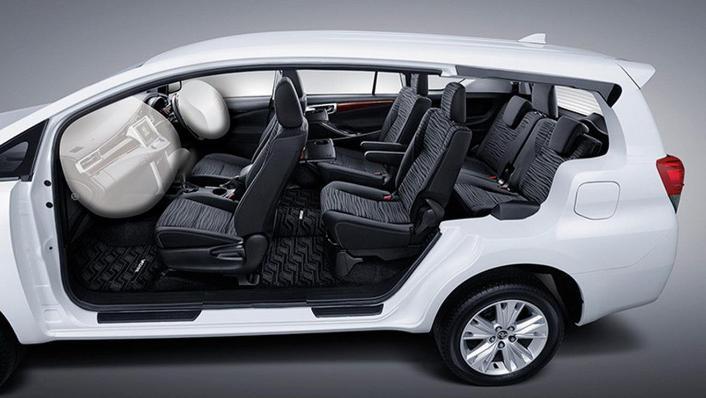 2020 Toyota Kijang Innova 2.0 VA/T Interior 004