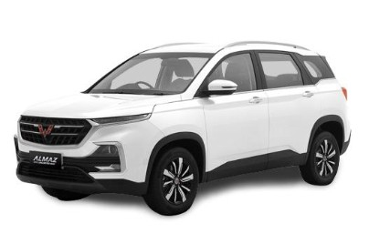 2021 Wuling Almaz RS Exclusive 5-seats