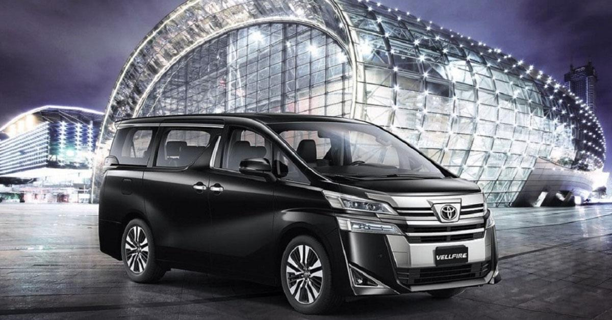 Review Toyota Vellfire: MPV Premium Dengan Segudang Fitur Canggih 01