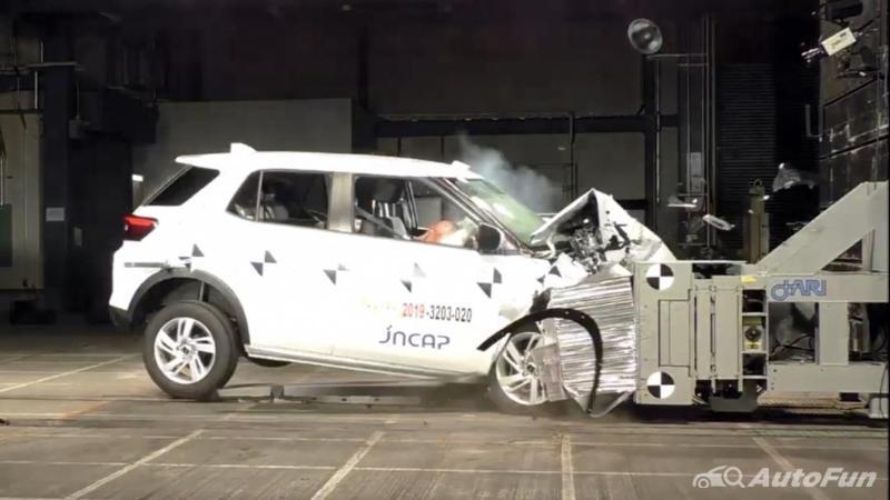 Hasil Uji Tabrak Toyota Raize dan Daihatsu Rocky Raih Bintang 5, Lengkapi Jaminan Keselamatan 02