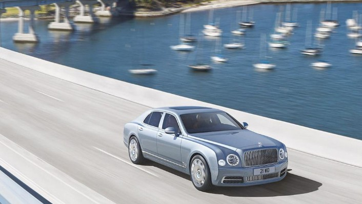 Bentley Mulsanne 2019 Exterior 004