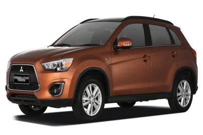 Mitsubishi Outlander Sport PX Action