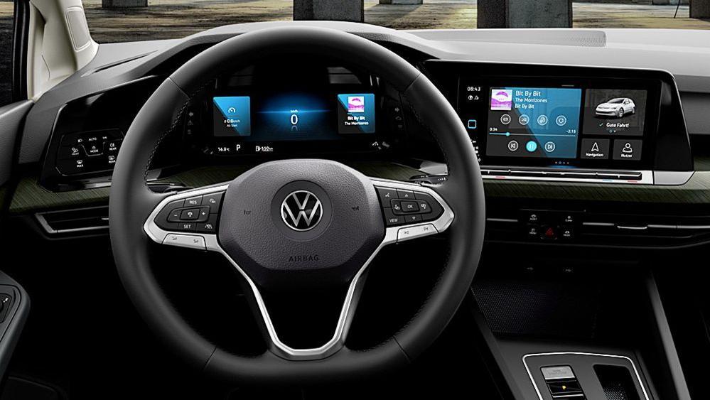 Volkswagen Golf 2019 Interior 070