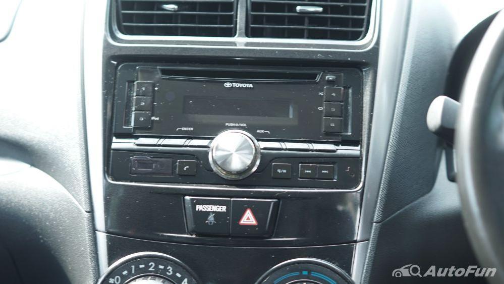 Toyota Avanza Veloz 1.3 MT Interior 017