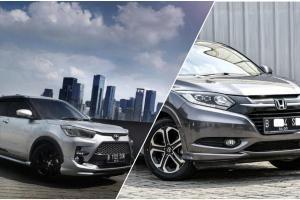 Kelamaan Nunggu Inden Toyota Raize? Honda HR-V 1.8 Liter Bekas Bisa Jadi Pilihan Alternatif