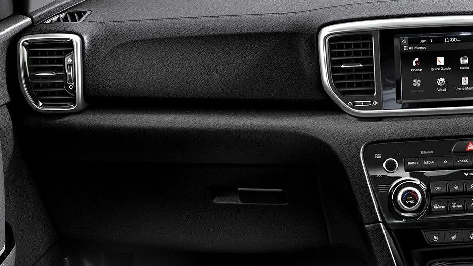 Kia Sportage 2019 Interior 005
